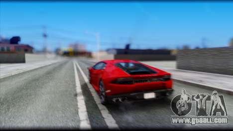 KISEKI V4 for GTA San Andreas fifth screenshot