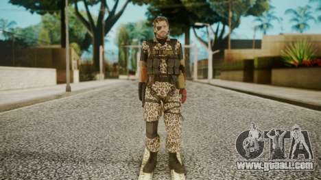 Venom Snake Animals for GTA San Andreas second screenshot
