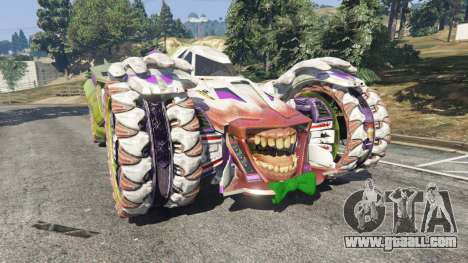 Jokerfield [Beta] for GTA 5