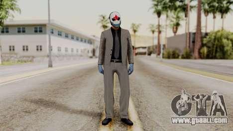 Payday 2 Sokol for GTA San Andreas second screenshot