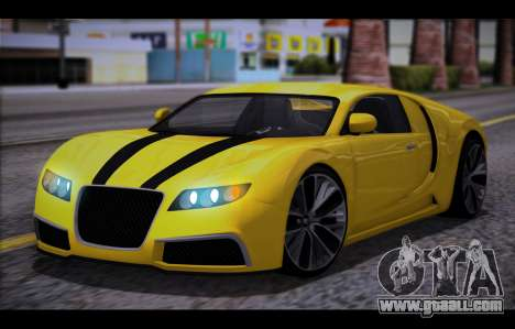Adder from GTA 5 for GTA San Andreas