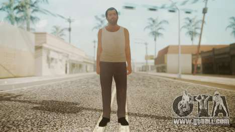 GTA 5 Michael De Santa Exiled for GTA San Andreas second screenshot