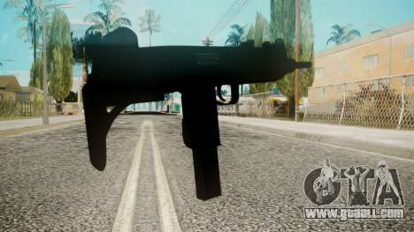 Micro SMG by EmiKiller for GTA San Andreas second screenshot