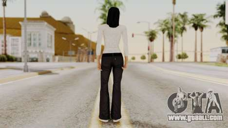 Hfyri CR Style for GTA San Andreas third screenshot