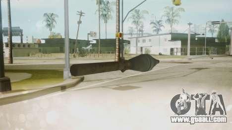 Atmosphere Missile v4.3 for GTA San Andreas third screenshot
