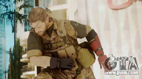 Venom Snake Wetwork for GTA San Andreas