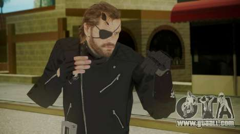 Venom Snake [Jacket] Bast Arm for GTA San Andreas