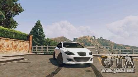 Seat Leon 2010 [BETA] v1.0 for GTA 5