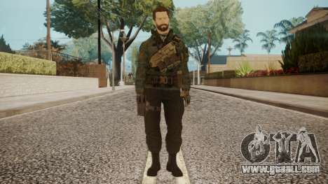 Custom Survivor 3 for GTA San Andreas second screenshot