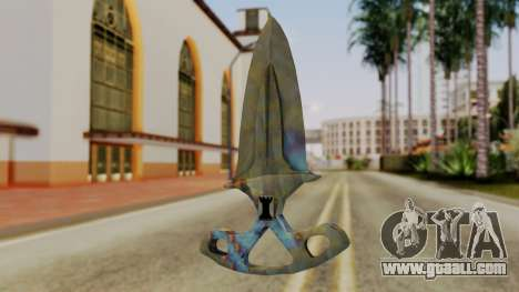 Shadow Dagger Surface hardening for GTA San Andreas second screenshot