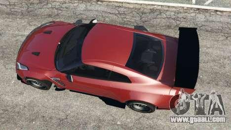 Nissan GT-R (R35) [RocketBunny] v1.1 for GTA 5