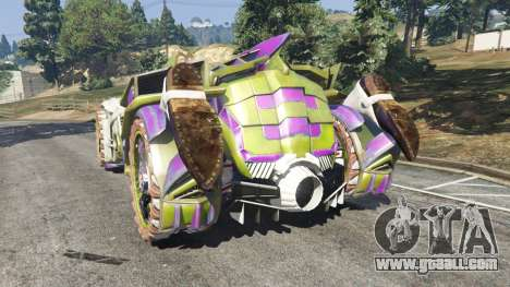 GTA 5 Jokerfield [Beta] rear left side view