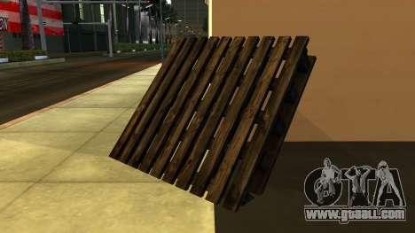HD Prop Model 02 for GTA San Andreas second screenshot