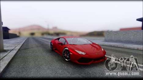 KISEKI V4 for GTA San Andreas seventh screenshot