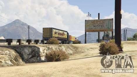 Smokey and the Bandit Trailer for GTA 5