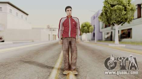 Dwmylc1 CR Style for GTA San Andreas second screenshot