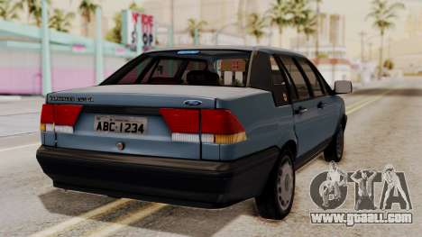 Ford Versailles GL 2.0i 1992-1993 for GTA San Andreas left view