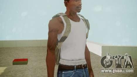 Atmosphere Parachute v4.3 for GTA San Andreas second screenshot