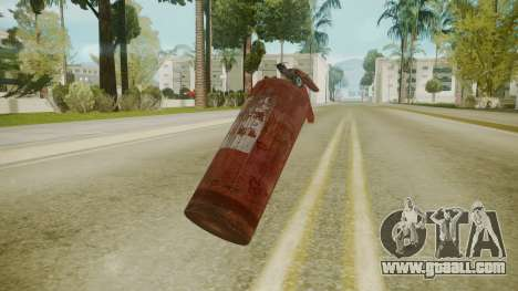 Atmosphere Fire Extinguisher v4.3 for GTA San Andreas second screenshot