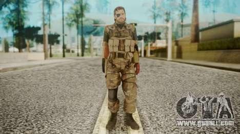 Venom Snake Wetwork for GTA San Andreas second screenshot
