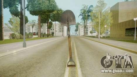 Atmosphere Shovel v4.3 for GTA San Andreas third screenshot