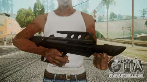 MK3A1 Battlefield 3 for GTA San Andreas