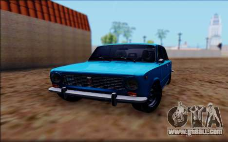 VAZ 2101 V1 for GTA San Andreas interior