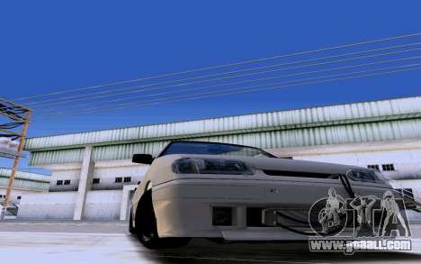 2114 Turbo for GTA San Andreas right view