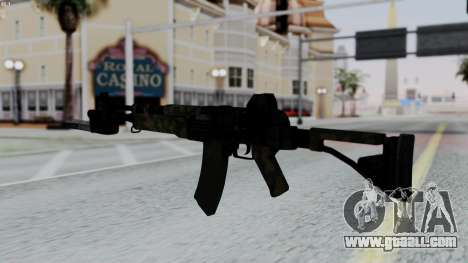 AK-47 from RE6 for GTA San Andreas second screenshot