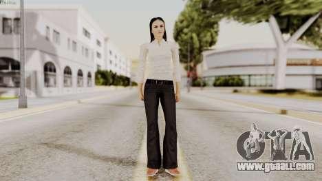Hfyri CR Style for GTA San Andreas second screenshot