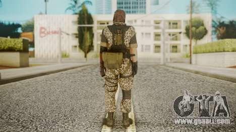 Venom Snake Animals for GTA San Andreas third screenshot