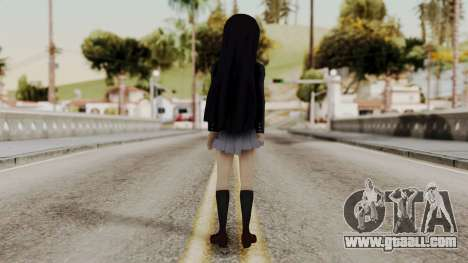 K - ON Remake Mio Akiyama for GTA San Andreas third screenshot