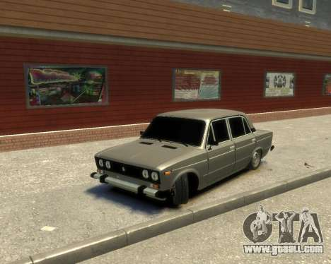 Ваз 2106 Kavkaz Style for GTA 4