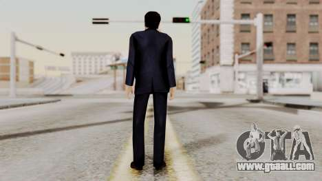 Agent Mulder (X-Files) for GTA San Andreas third screenshot