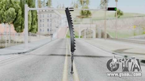 Kaine Sword for GTA San Andreas second screenshot