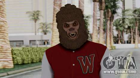 Hunt The Beast for GTA San Andreas