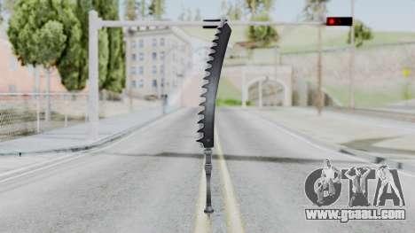 Kaine Sword for GTA San Andreas
