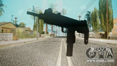 Micro SMG by EmiKiller for GTA San Andreas