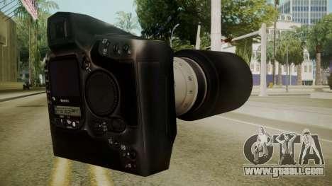 Atmosphere Camera v4.3 for GTA San Andreas second screenshot