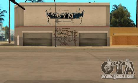 HooverTags for GTA San Andreas forth screenshot