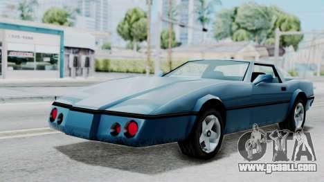 Banshee from Vice City Stories for GTA San Andreas