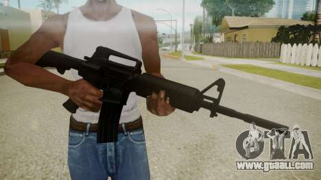 Atmosphere M4 v4.3 for GTA San Andreas third screenshot