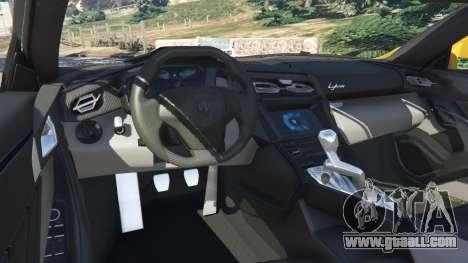 Lykan HyperSport 2014 v1.2 for GTA 5