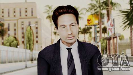 Agent Mulder (X-Files) for GTA San Andreas