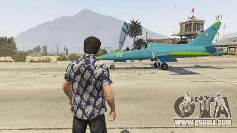 Realistic Flight V 1.6 for GTA 5