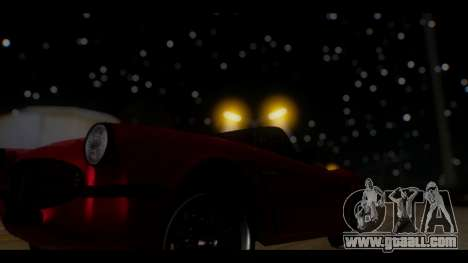 EnbTi Graphics v2 0.248 for GTA San Andreas eighth screenshot