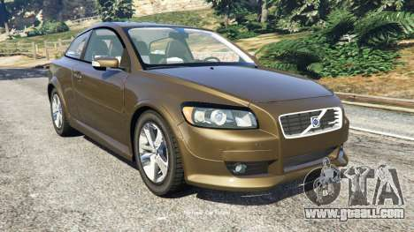 Volvo C30 T5 for GTA 5