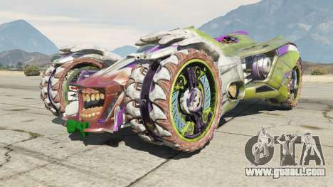 GTA 5 Jokerfield [Beta] right side view