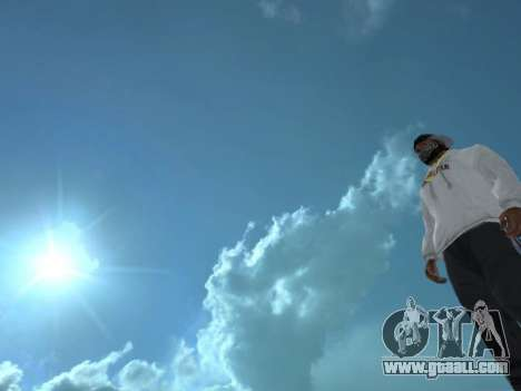 Realistic Skybox HD 2015 for GTA San Andreas