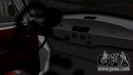 Syrena R20 v1.0 for GTA San Andreas right view